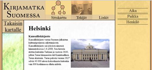 Kirjallinen Helsinki