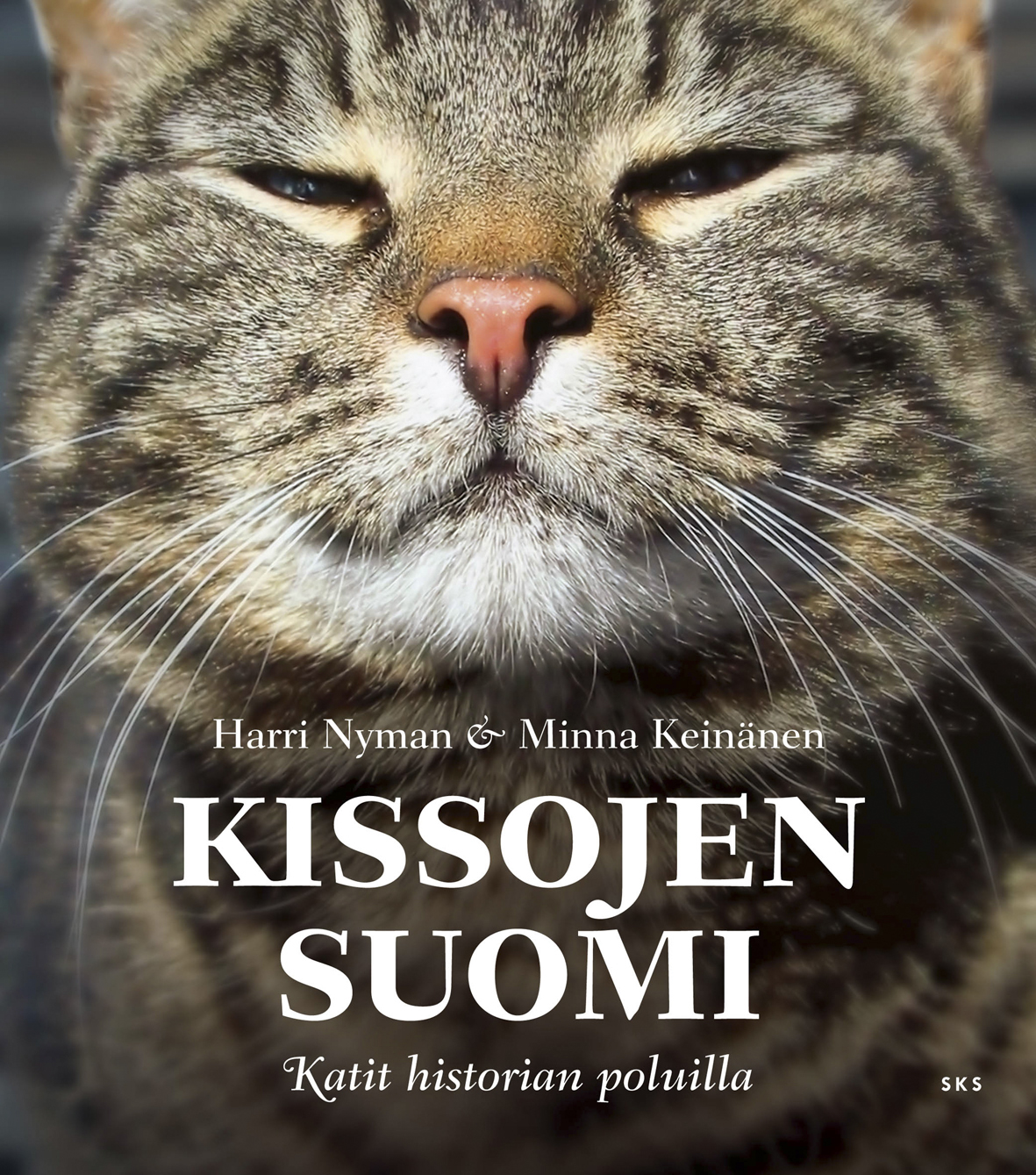 Viikinkikissoista kissanaisiin – Minna Keinänen ja Harri Nyman kertovat Kissojen Suomesta