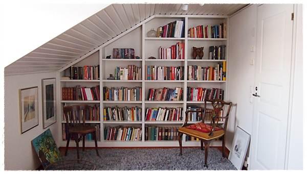 Kirjahyllyonnea ja kirjailijauskottomuutta