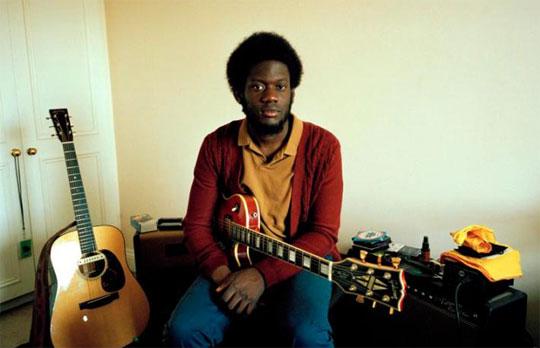 Kiva, kivempi, Michael Kiwanuka