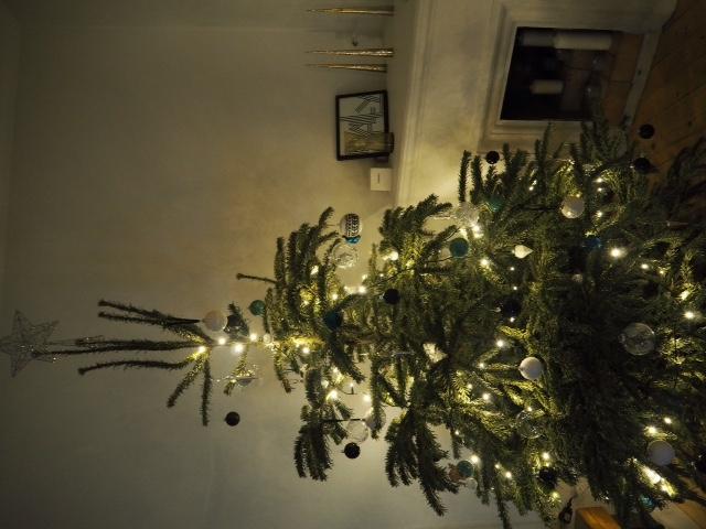 Joulu tuli, joulu meni.