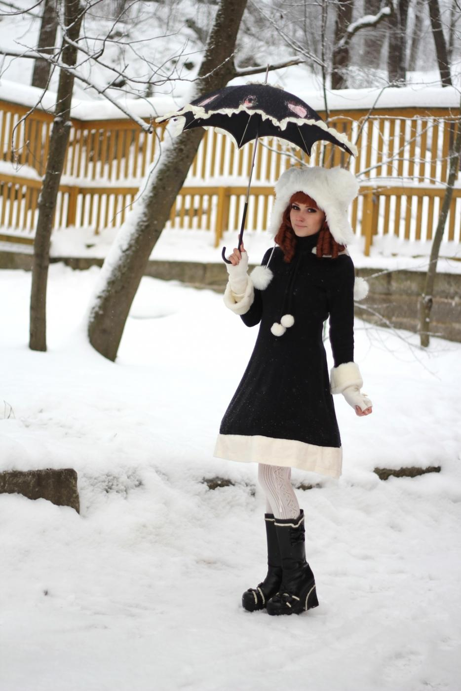 Talvista kuvailua
