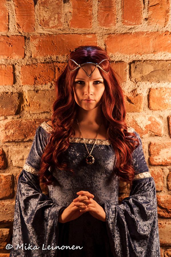 Photoshoot – Keskiaika Prinsessa