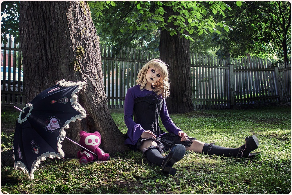 Creepy Doll – sponsored by EMP