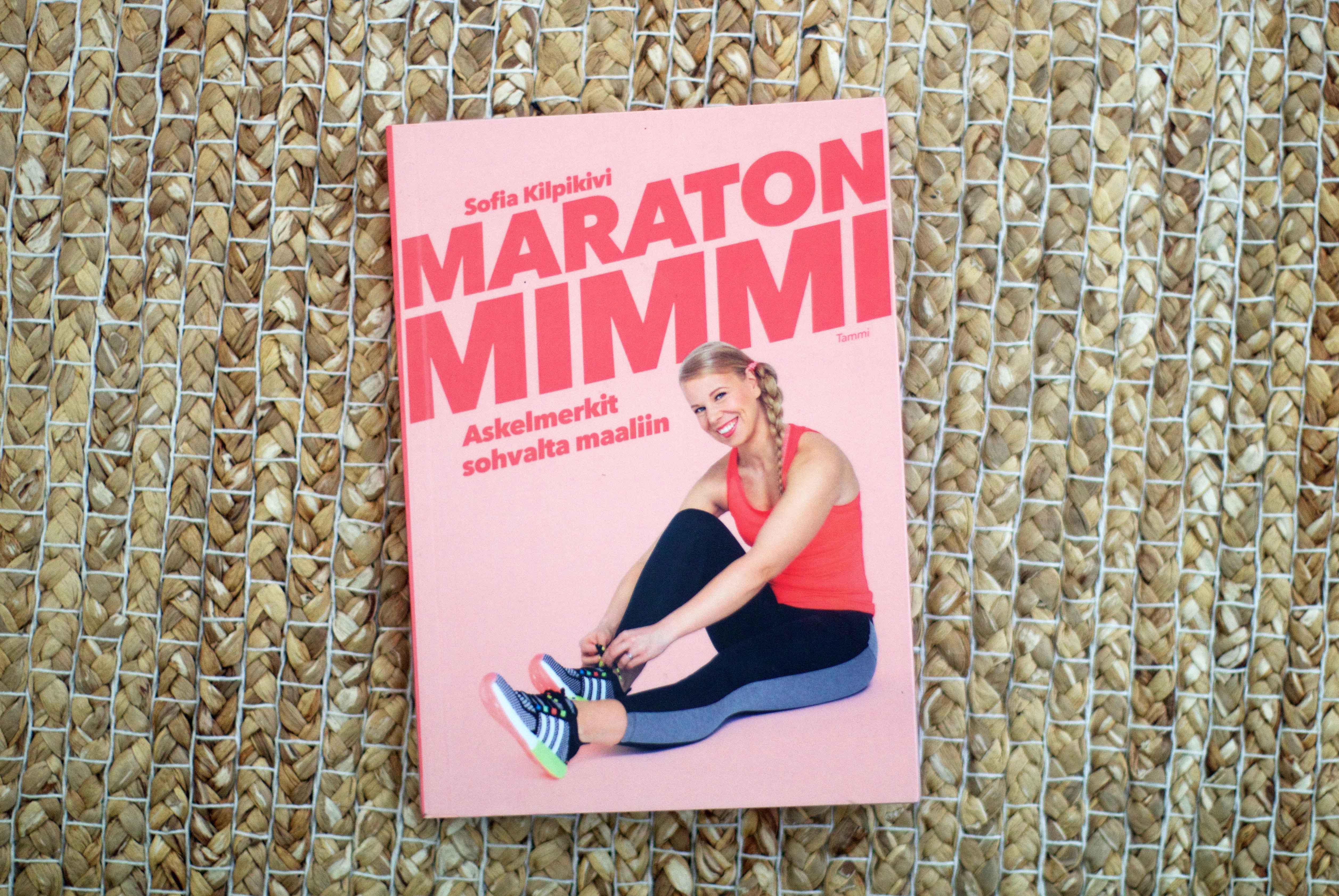 Sofia Kilpikivi: Maratonmimmi