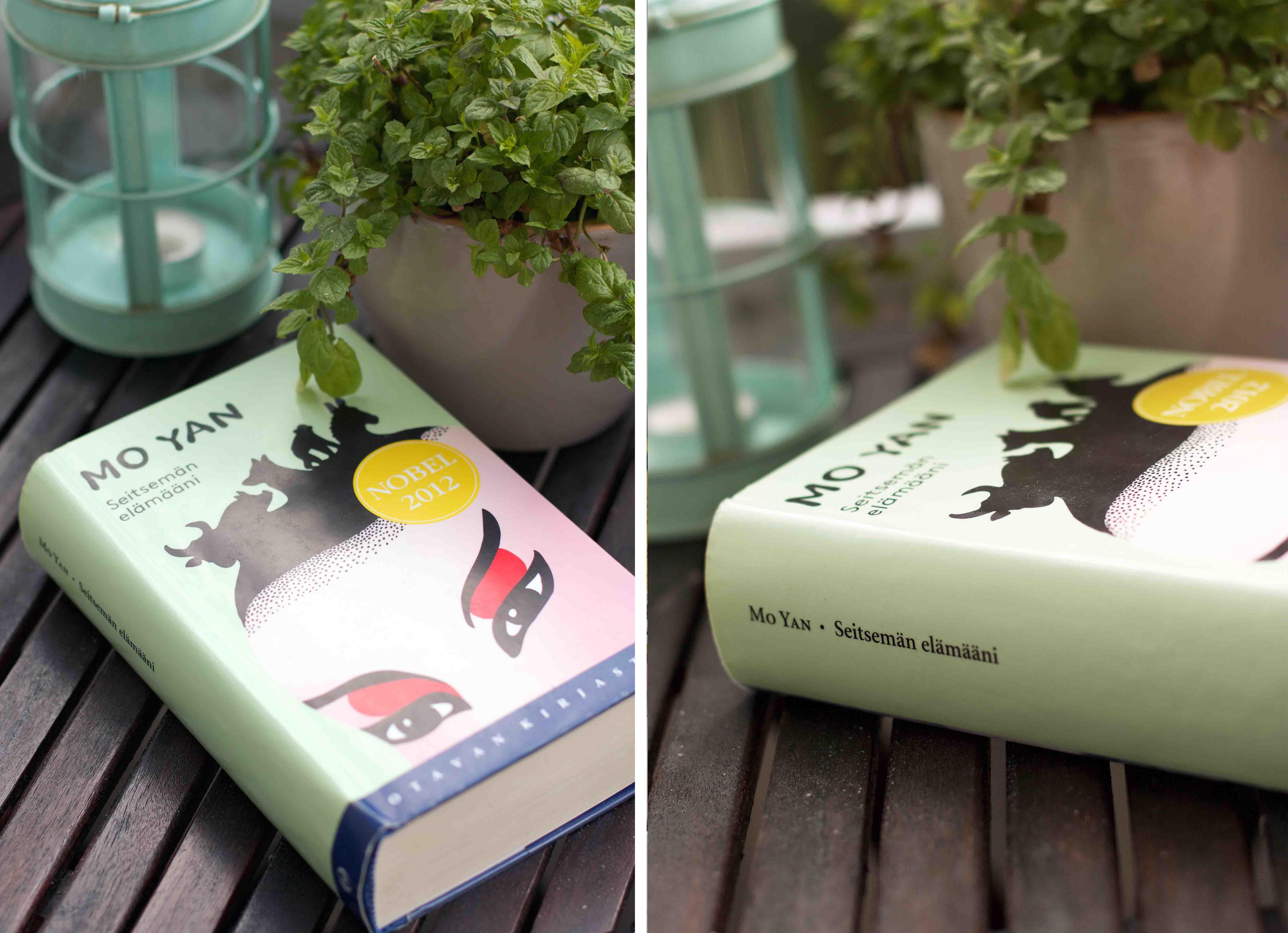 Kirja jota luin kolme kuukautta – Mo Yan: Seitsemän elämääni