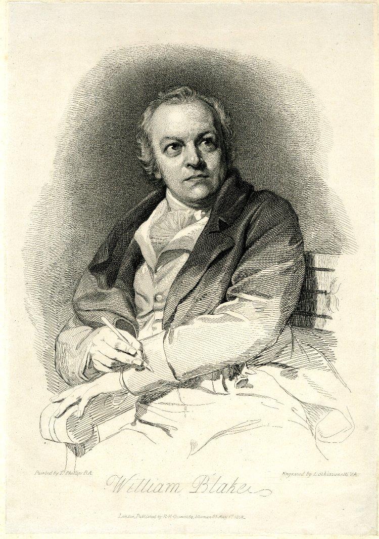 Kuolleiden runoilijoiden kerho: William Blake