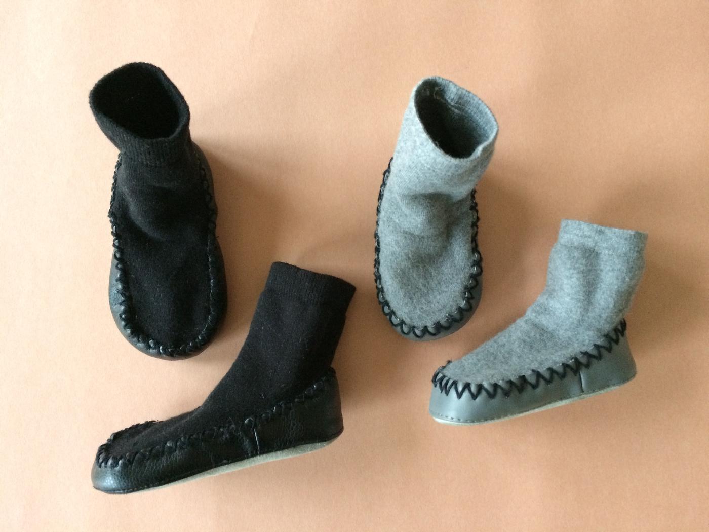 DIY: sukkamokkasiinit