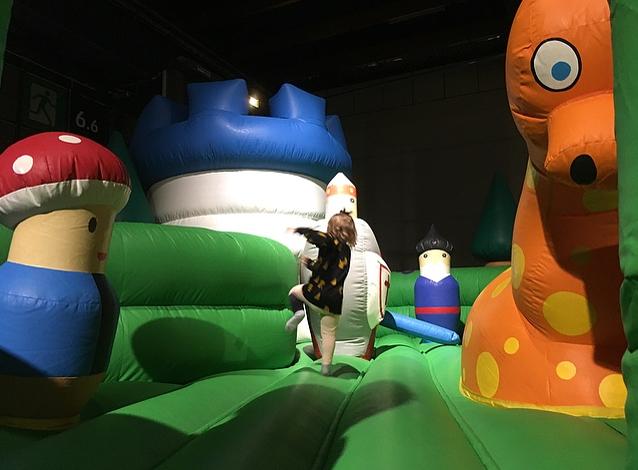 Pop up -huvipuisto pelastaa välipäivät (+ARVONTA)