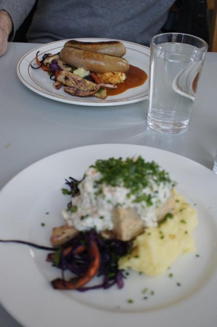 Ravintola Palema, lounas Tukkutorilla