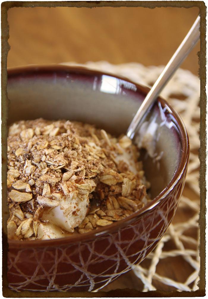 Dieetti-aamupalaa, eli tee-se-itse-mysli