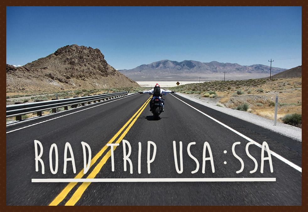 Matkakertomus: Road trip USA:ssa