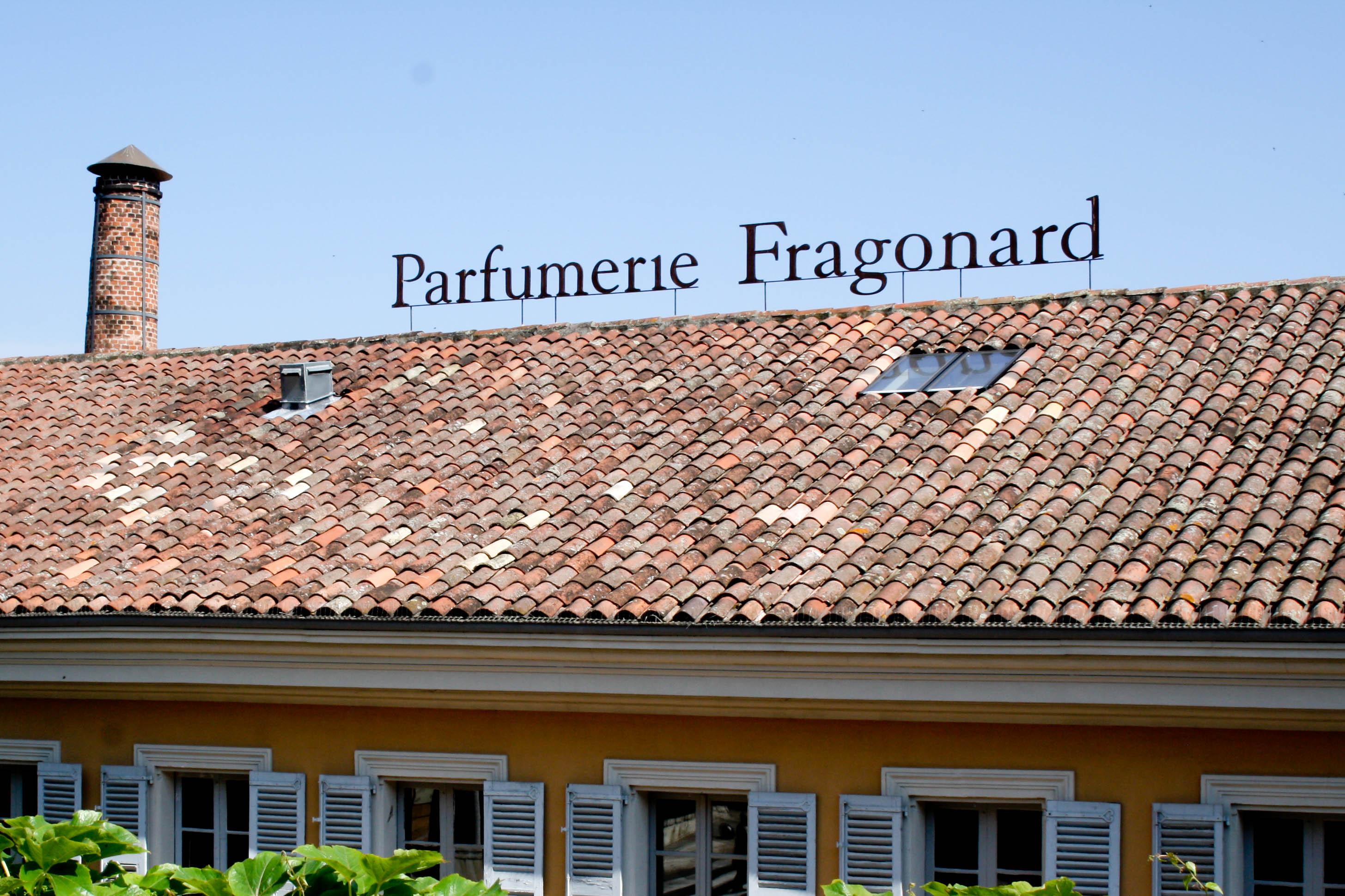 Grasse Hajuvesi Kaupunki Fragonard