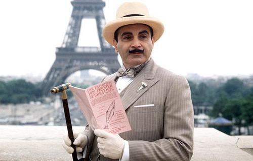 Hercule Poirot – Viiksiniekan pauloissa