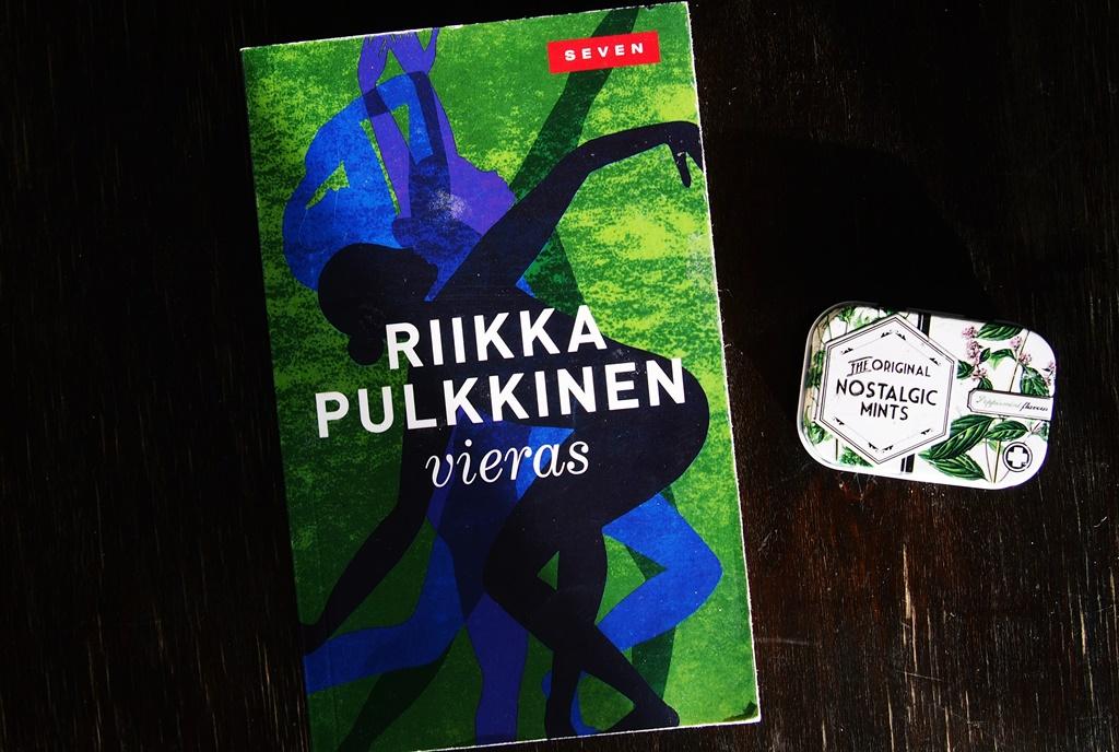Vieras - Riikka Pulkkinen