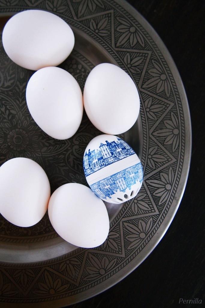 Oodi munakellolle
