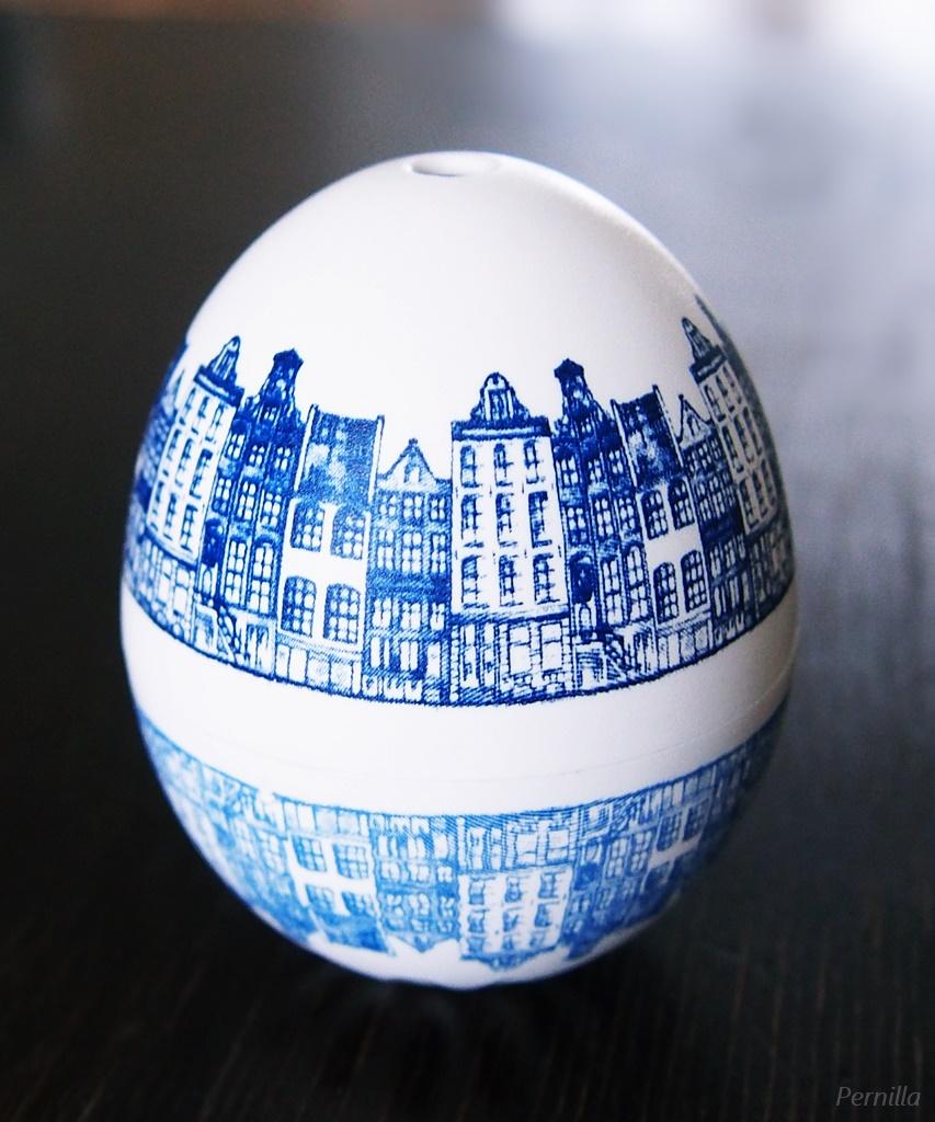 KLM egg timer