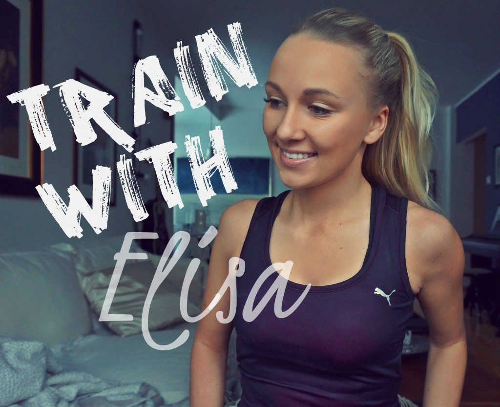 Train with Elisa: Easy Upper Body Home Workout