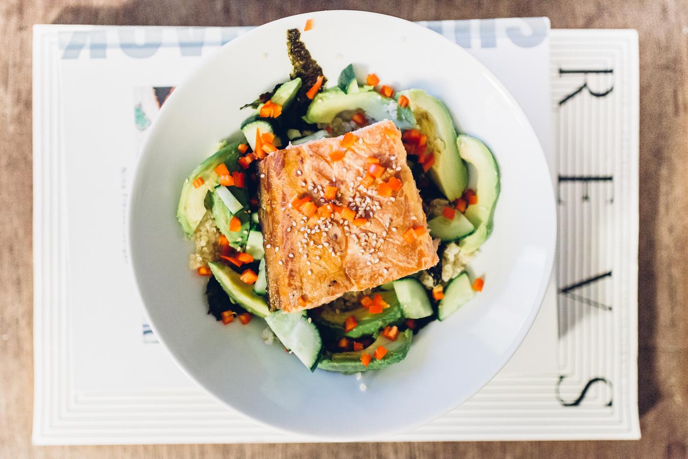 Sushihimoon terveellisempi vaihtoehto