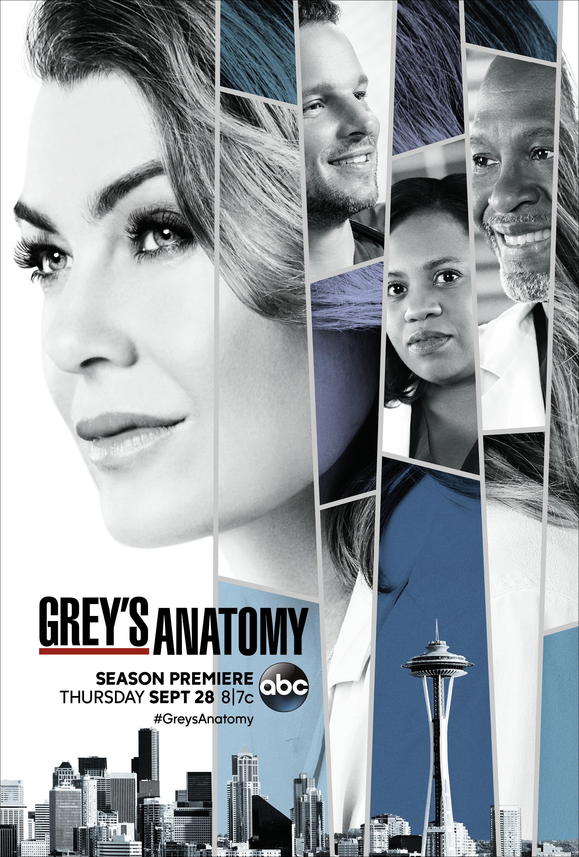 Paras aika vuodesta: Greyn anatomia jatkuu!