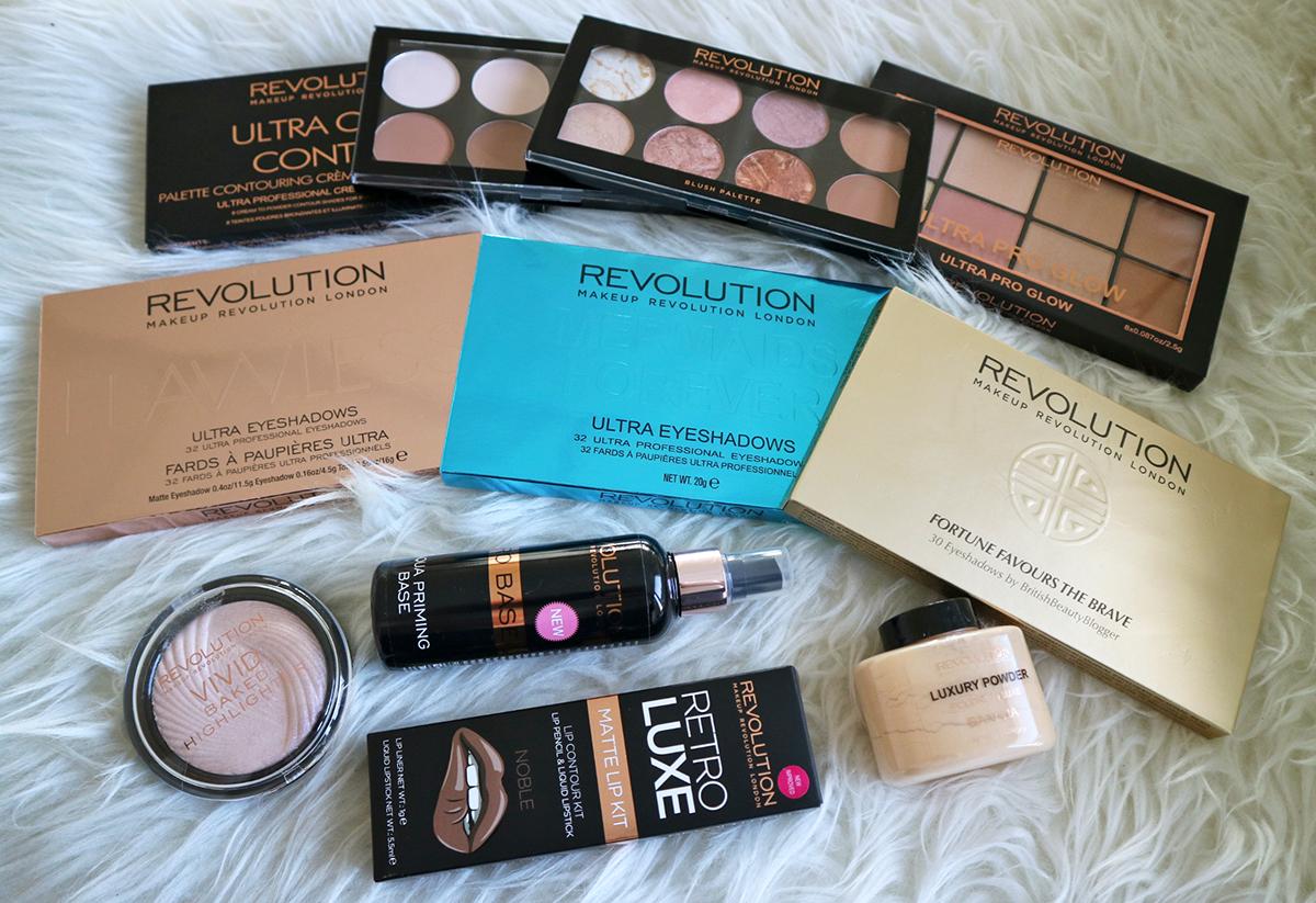 Makeup Revolution tuli Suomeen