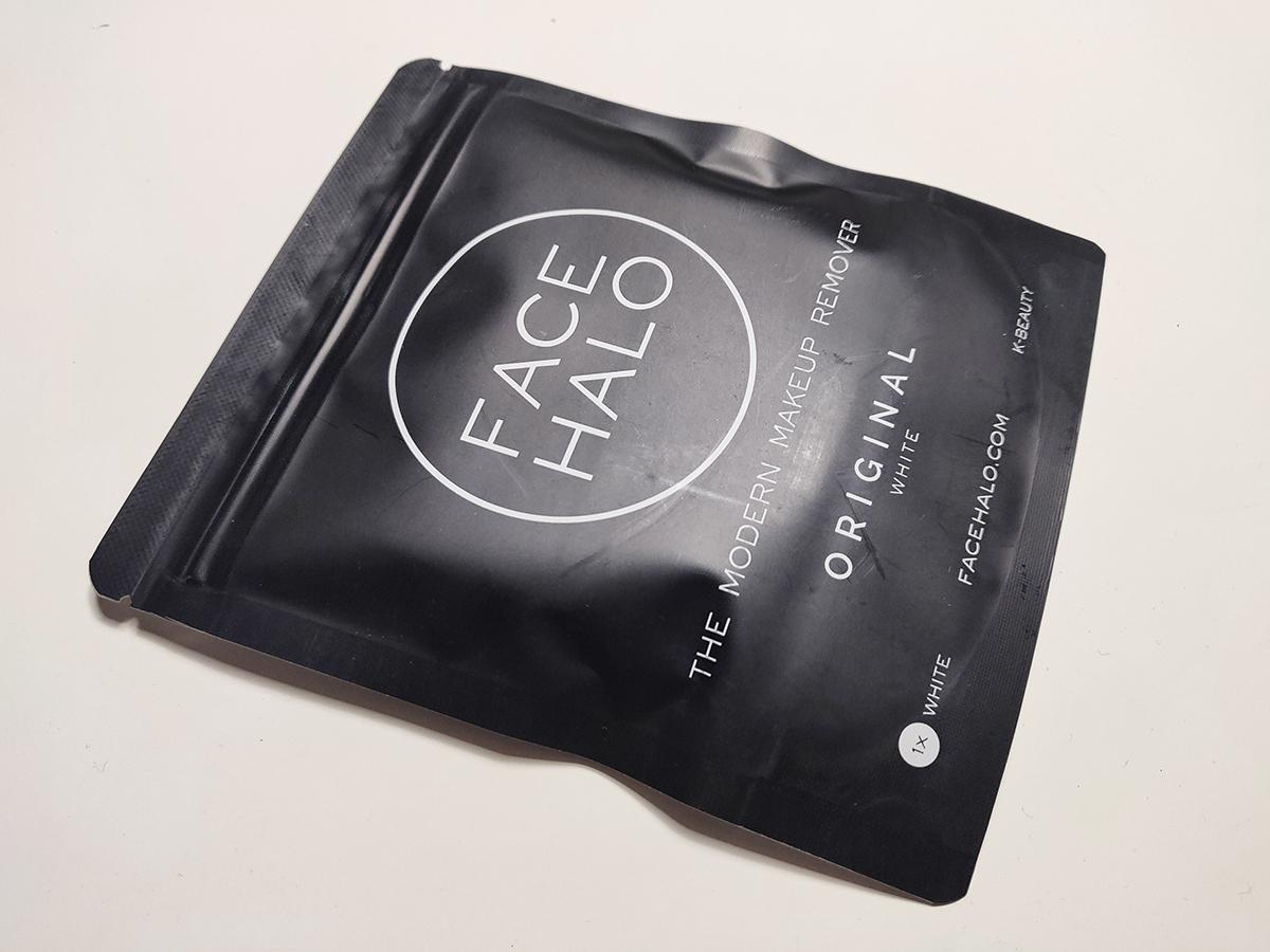 Facehalo – uudenlainen meikinpoistotuote