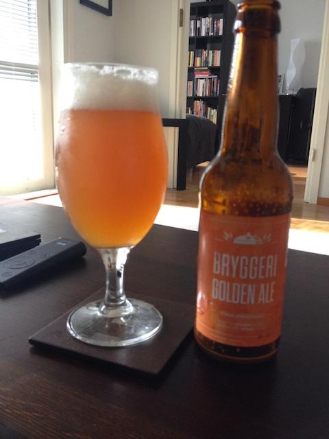 Bryggeri Golden Ale