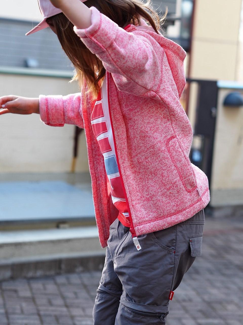 3in1-housut, ysärifibat ja parhaita kaupunkitelmintävaatteita lapselle