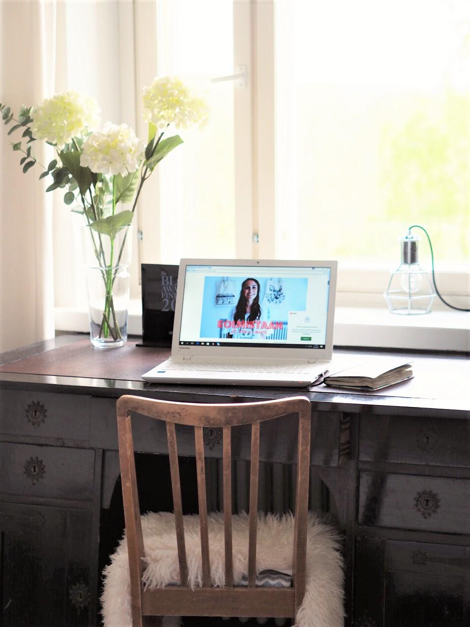 Miksi sinunkin pitäisi tehdä töitä kotona?