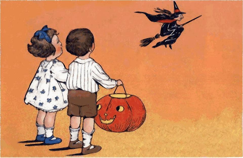 Hauta-arkussa nukkumista ja kauhukertomuksia – Elämää Halloween-hullun siskona!