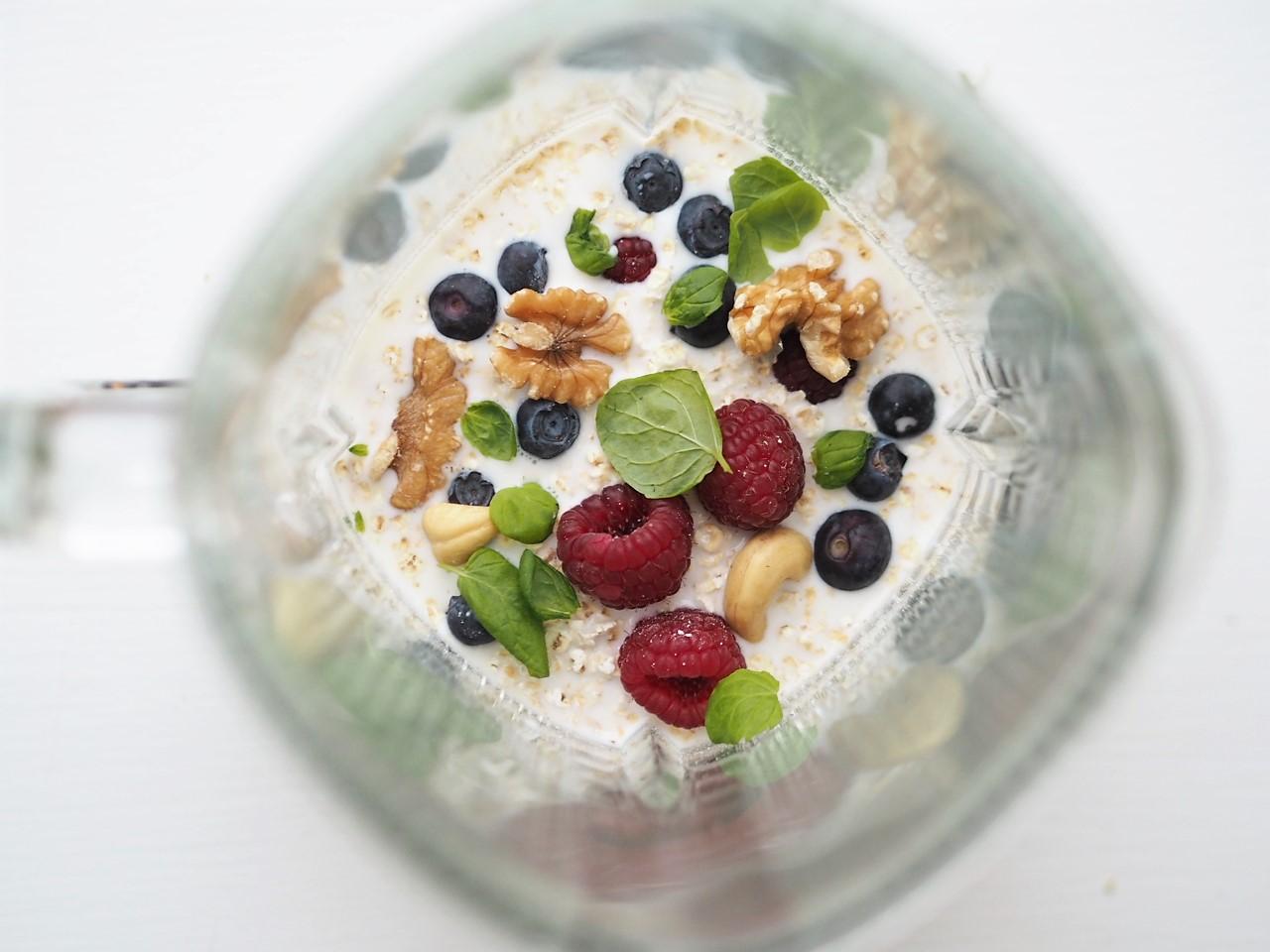Aamupala, josta riittää energiaa koko päiväksi – tuorepuuro