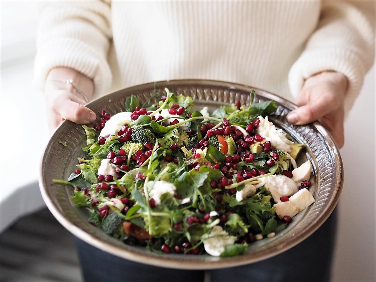 Viikon kirppislöytö: Melkein täydellinen salaattivati