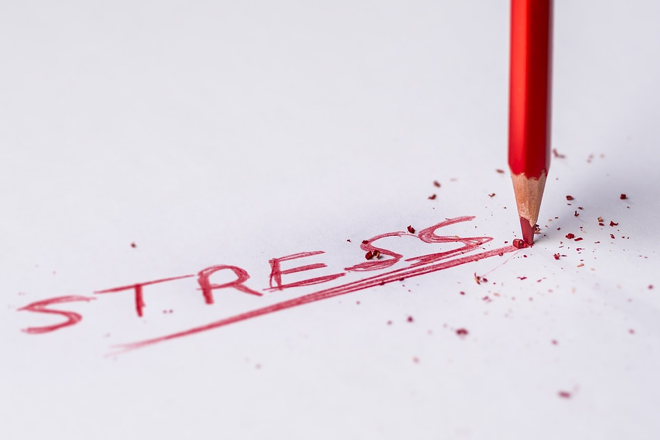 Stressaajan 5 x keinoa torjua stressiä!