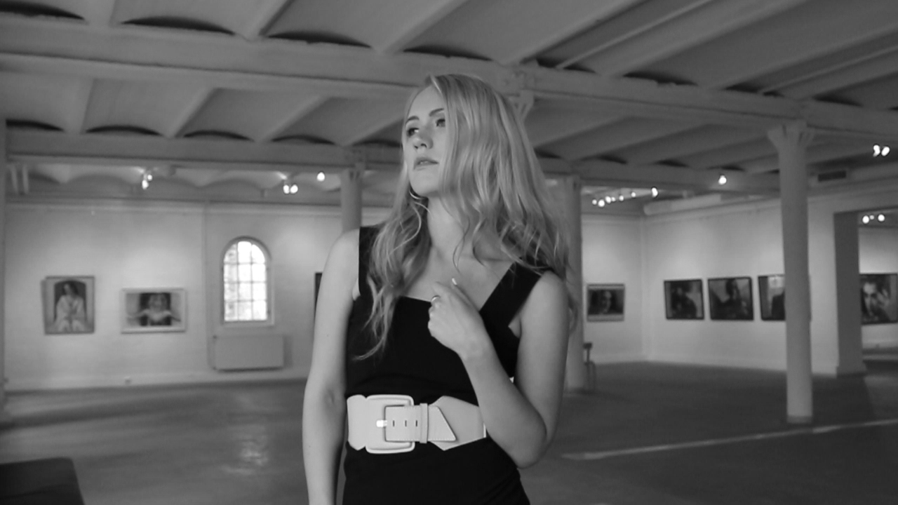 Amanda Finnholm Only thing you have to do musicvideo