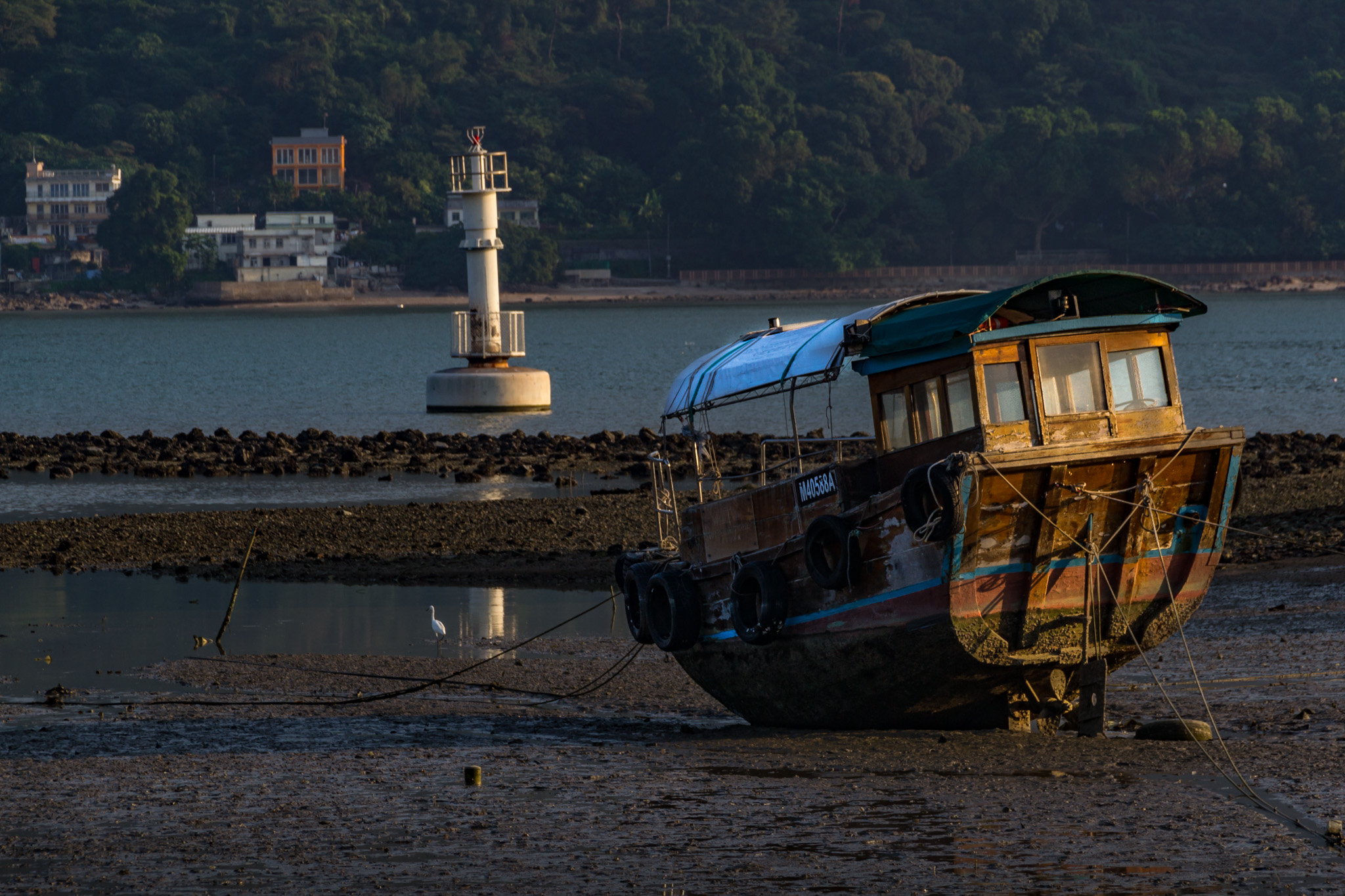 Tai O - kalastajakylä Hongkongissa