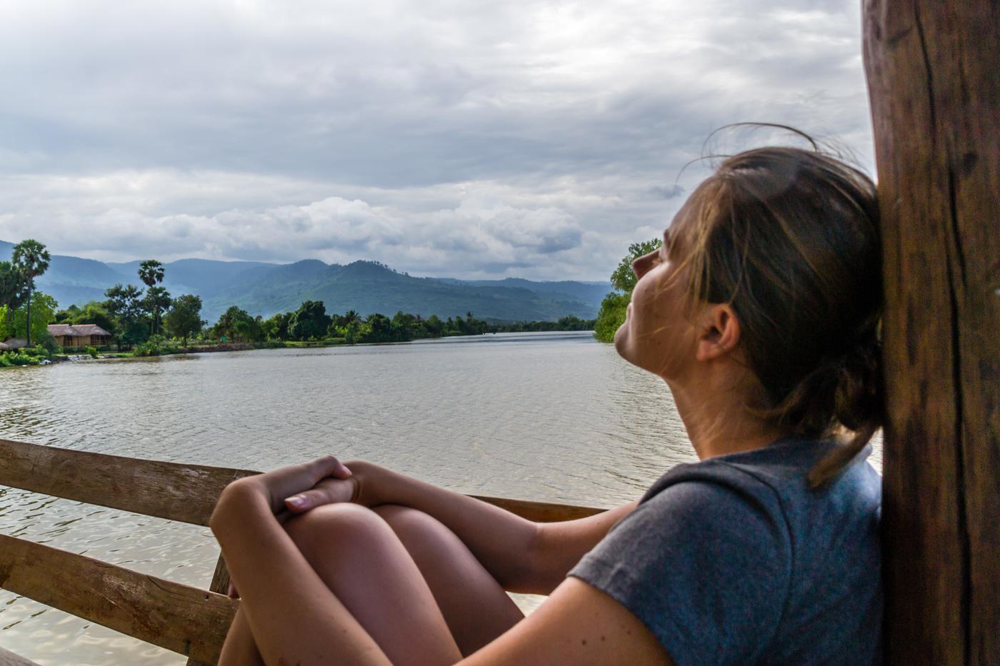 Kampot – pikkukaupungin vetovoimaa selvittämässä