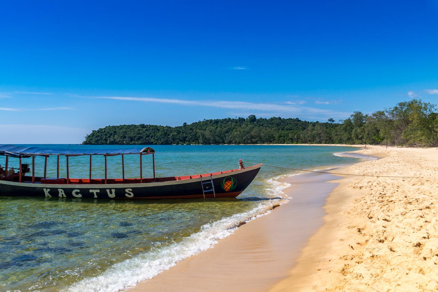 Kambodžan kauneimmat saaret