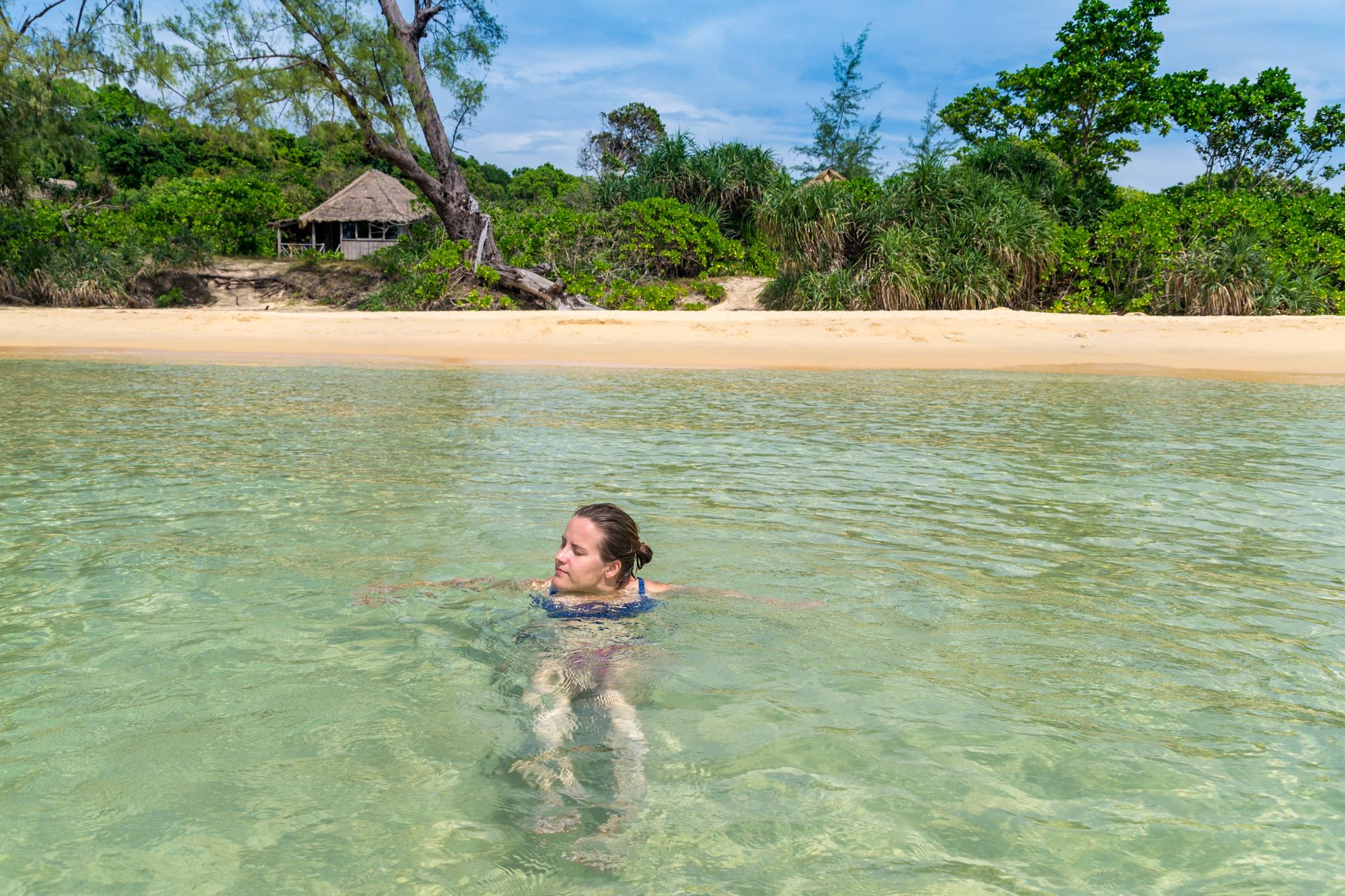 Lazy Beach Kambodza