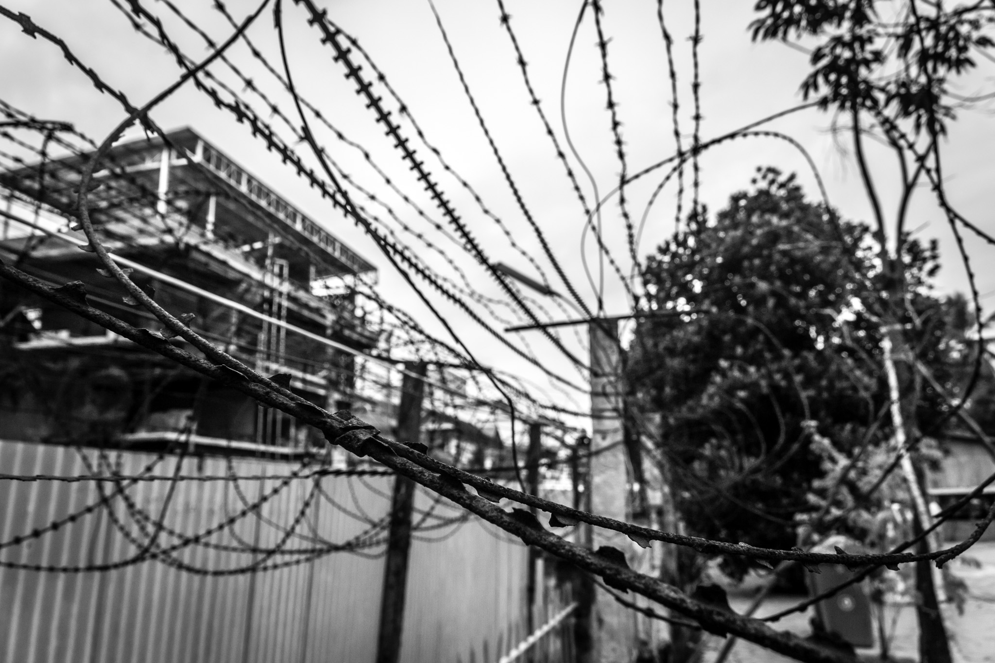 Toul Sleng -vankilamuseo