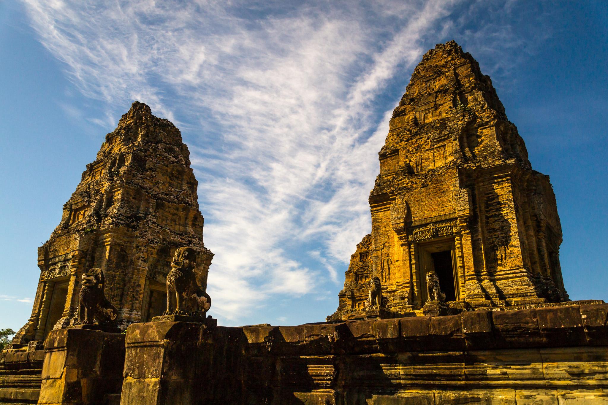 Ta Som -temppeli Angkorissa