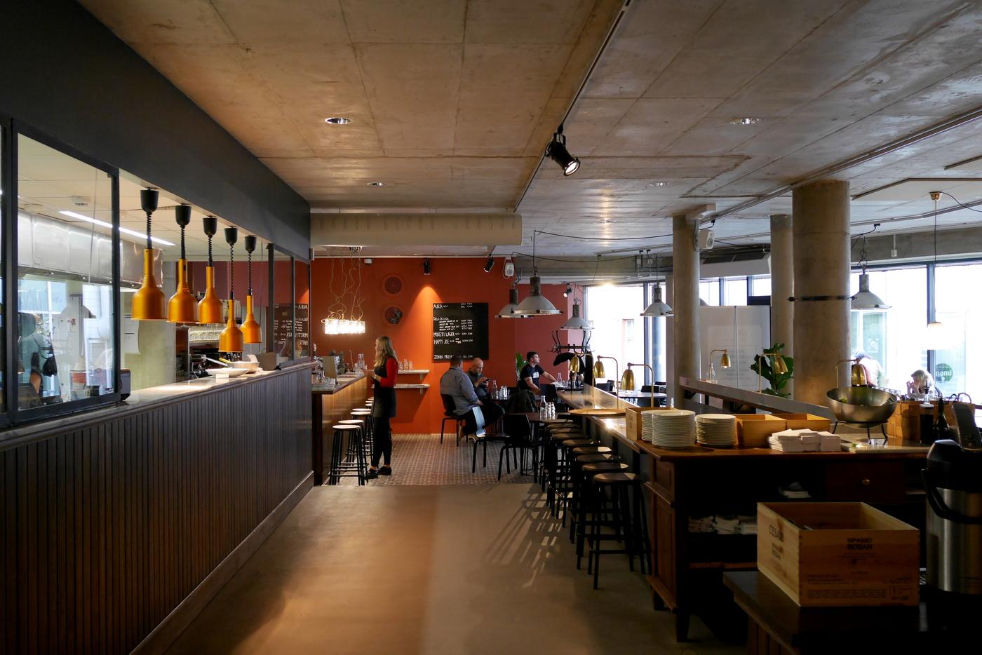 Ravintola Paninin lounas, Turku