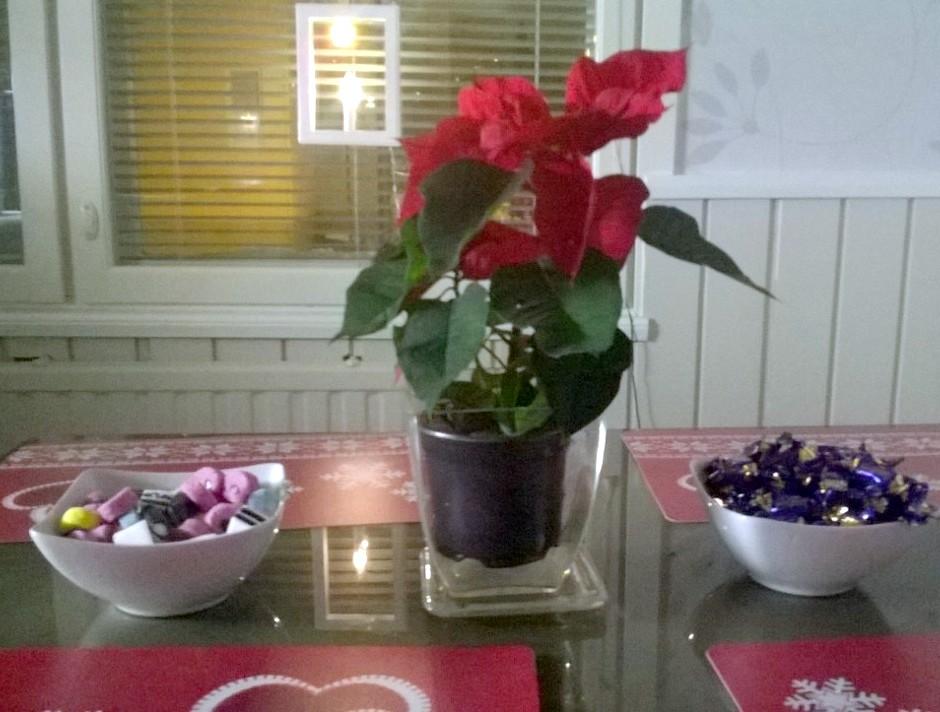 Joulun miinukset ja plussat
