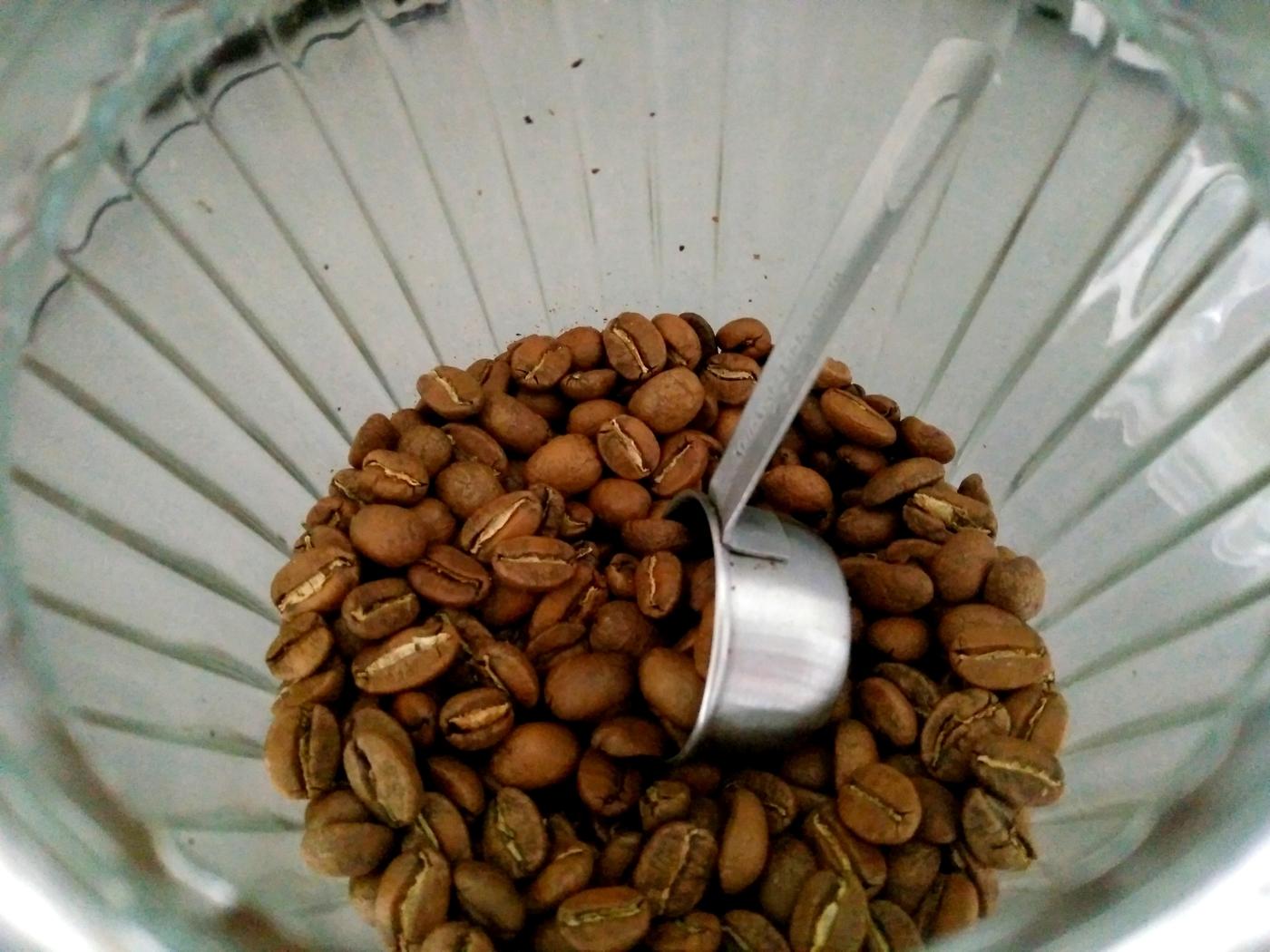 Rakkaudesta kahviin ja inkivääriin