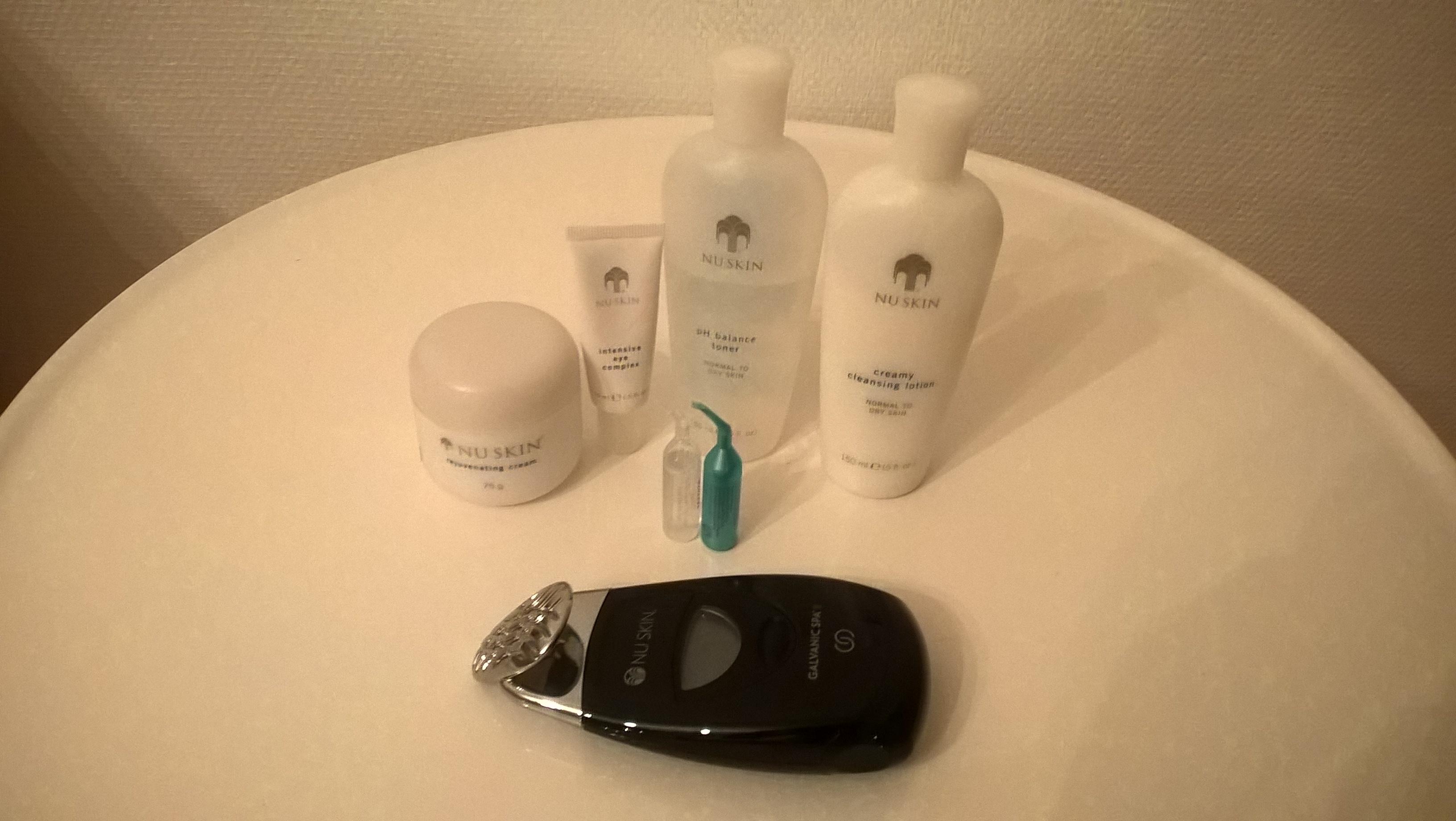 Nu Skin Galvanic Spa System