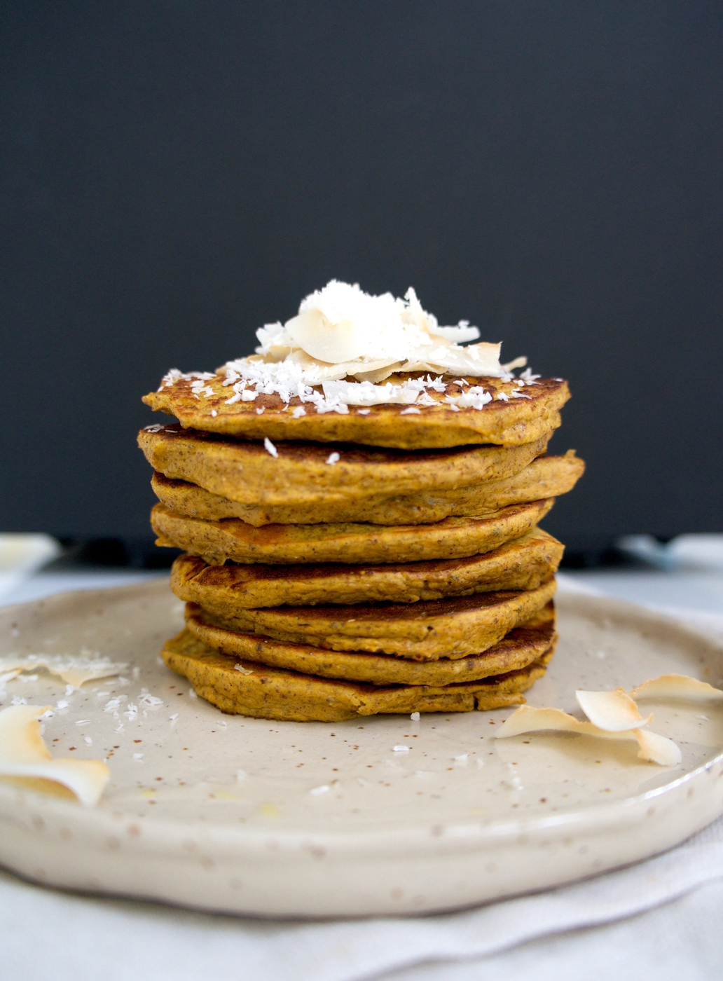 SWEET POTATO PANCAKES – BATAATTIPANNARIT