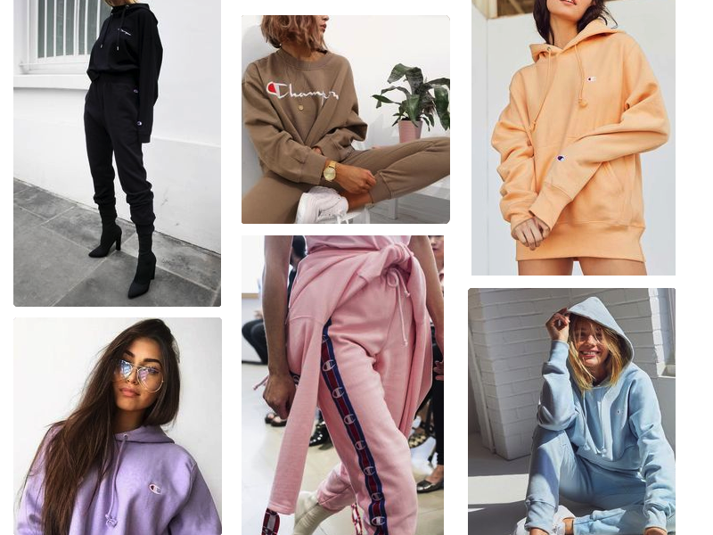 NEED, WANT, MUST HAVE: CHAMPION TRACKSUIT