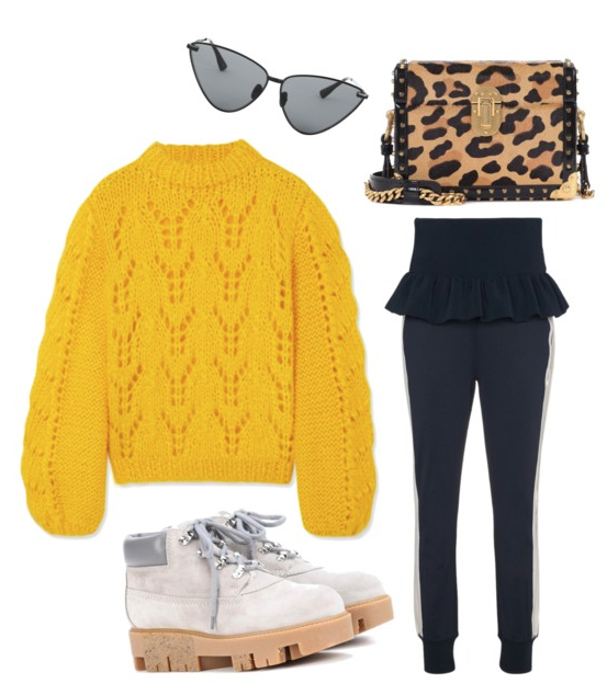 WISH OUTFIT: GANNI