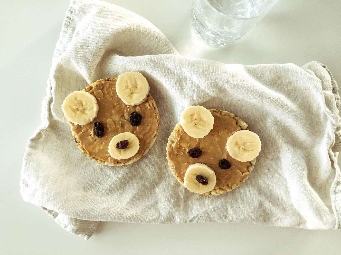 Lapset ja terveellisen ruokavalion periaatteet