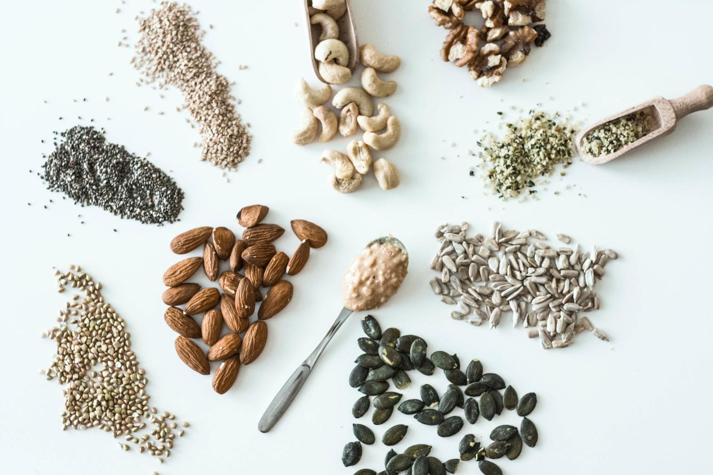 Proteiinia smoothieen ilman proteiinijauheita