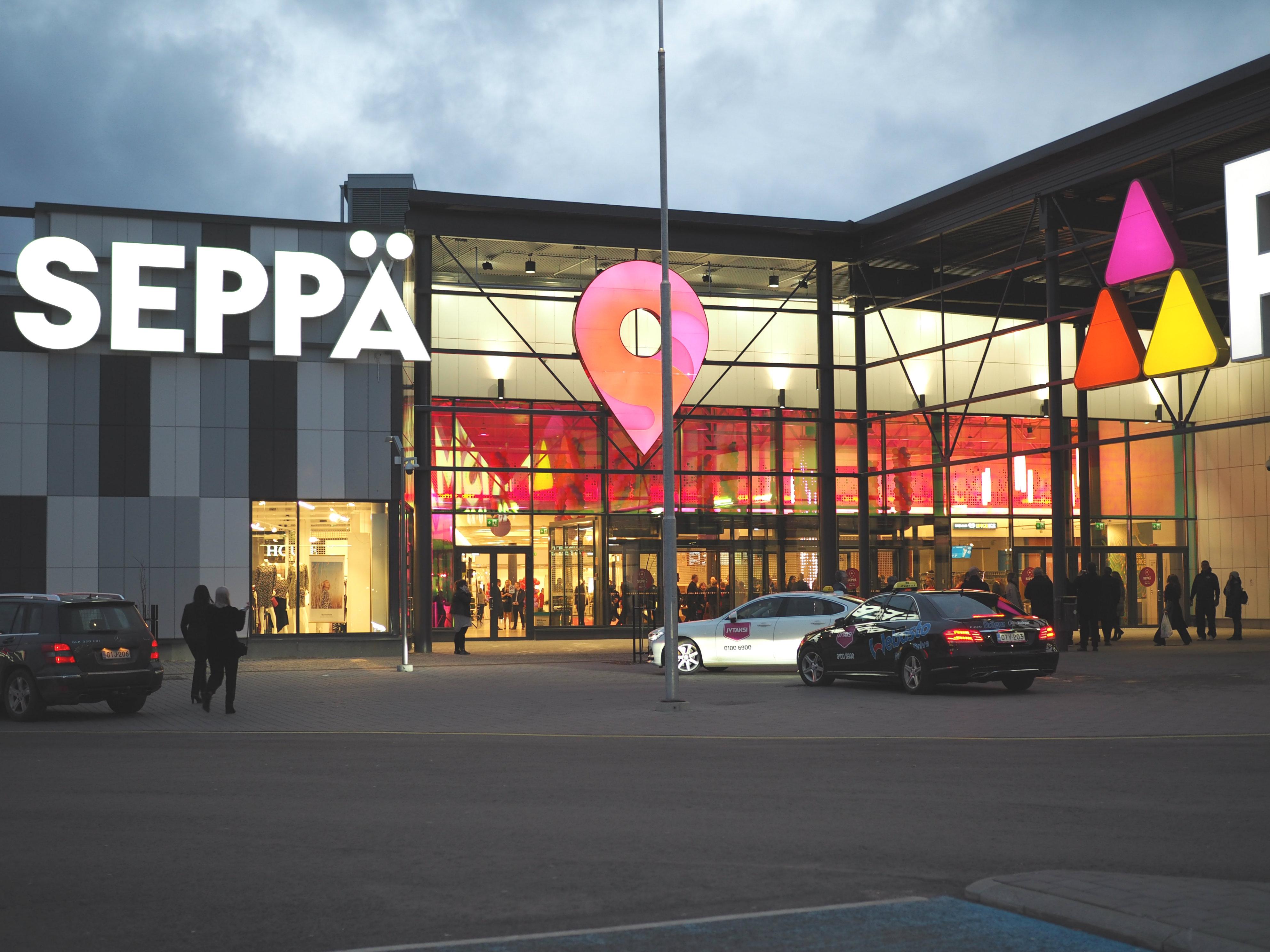 Clas Ohlson muuttaa toisen myymälänsä sijaintia Jyväskylässä